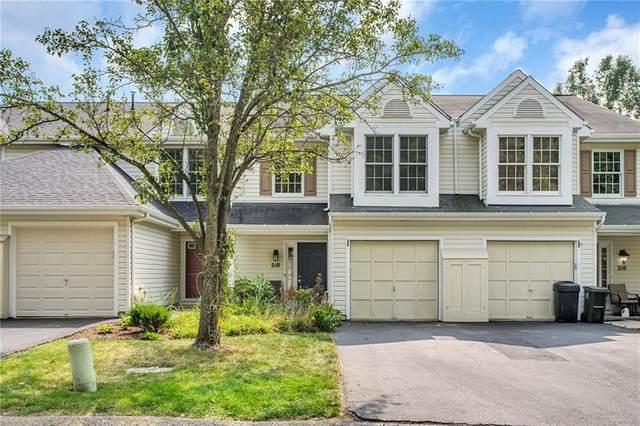 218 Commons Drive, Oakmont, PA 15139 (MLS #1468664) :: Dave Tumpa Team