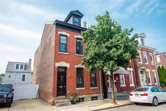 5265 Carnegie Street, Lawrenceville, PA 15201 (MLS #1468673) :: RE/MAX Real Estate Solutions