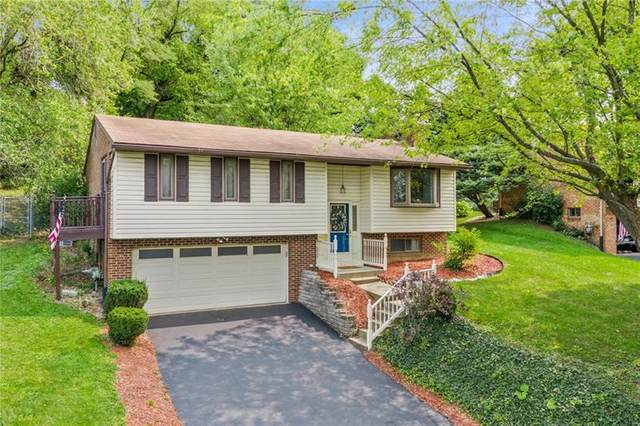 3313 Brownsville Road Ext, South Park, PA 15129 (MLS #1468675) :: Dave Tumpa Team