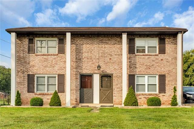 1685 Brodhead Rd #2, Moon/Crescent Twp, PA 15108 (MLS #1468698) :: RE/MAX Real Estate Solutions