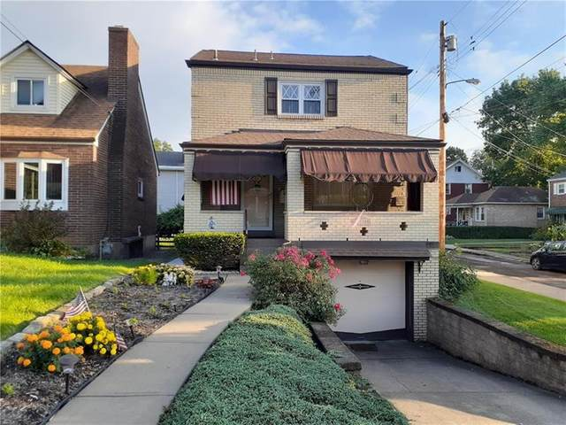 1200 Pocono Street, Squirrel Hill, PA 15218 (MLS #1468724) :: Broadview Realty