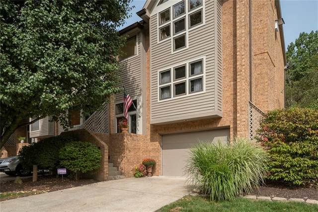 1415 Towne Square Dr, Mccandless, PA 15101 (MLS #1468751) :: The SAYHAY Team