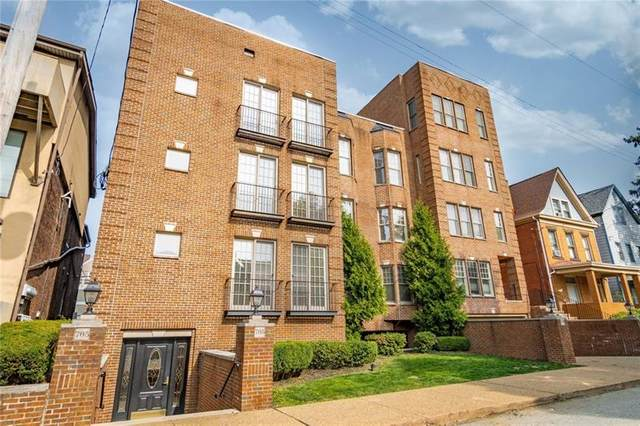 705 Copeland Street #3, Shadyside, PA 15232 (MLS #1468772) :: RE/MAX Real Estate Solutions