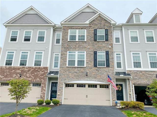 226 Eagle Dr, Cranberry Twp, PA 16066 (MLS #1468779) :: Broadview Realty