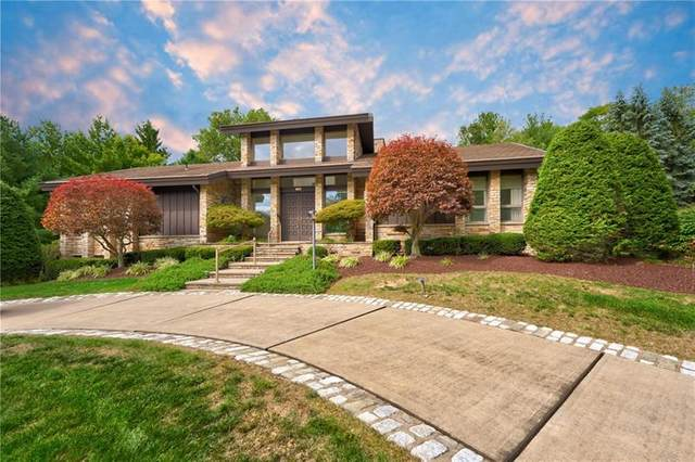 1411 Hollow Tree Dr, Upper St. Clair, PA 15241 (MLS #1468795) :: The SAYHAY Team