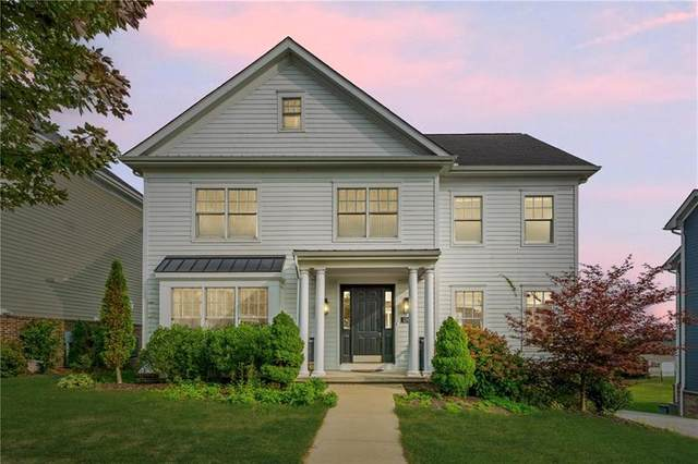 1206 Newbury Highland Dr, South Fayette, PA 15017 (MLS #1468813) :: Broadview Realty