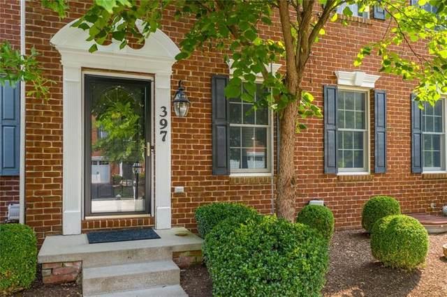 397 Marshall Heights Drive, Marshall, PA 15090 (MLS #1468845) :: Broadview Realty