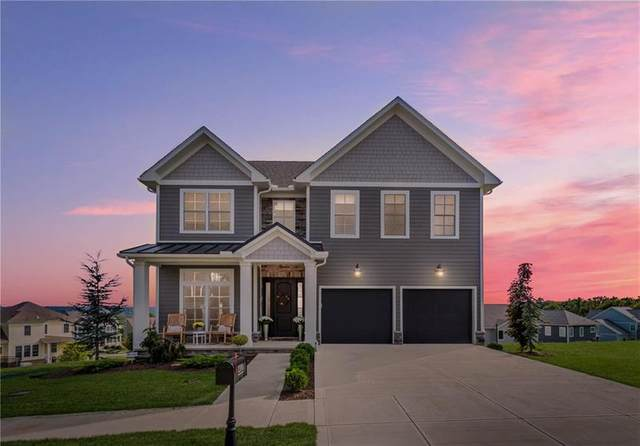 1286 Newbury Highland, South Fayette, PA 15017 (MLS #1468881) :: Broadview Realty