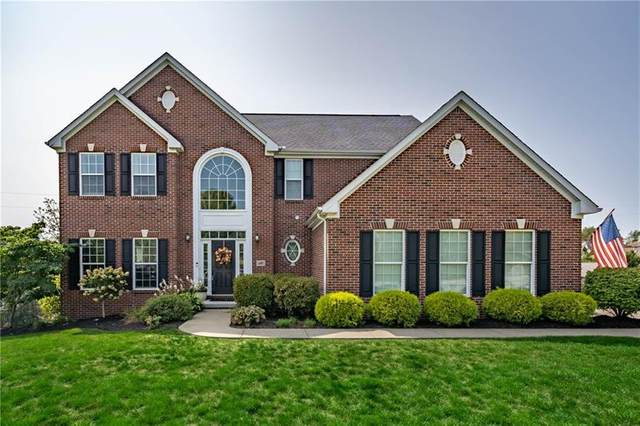 137 Scenic Ridge Drive, Peters Twp, PA 15367 (MLS #1468899) :: RE/MAX Real Estate Solutions