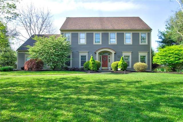 1016 James Lane., Richland, PA 15044 (MLS #1468929) :: The SAYHAY Team