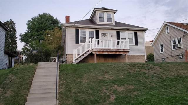 5323 Halchess, Lincoln Place, PA 15207 (MLS #1469050) :: Broadview Realty