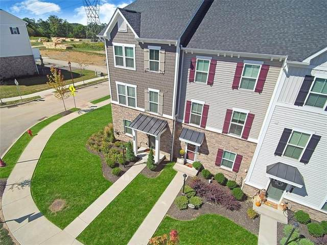 147 Bucktail Dr, Cranberry Twp, PA 16066 (MLS #1469165) :: Dave Tumpa Team