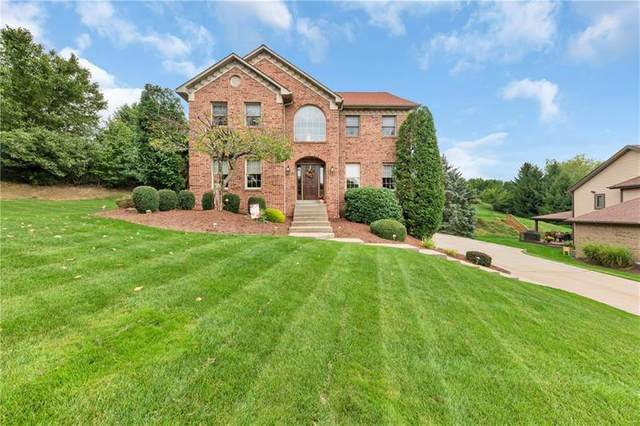 201 Valley View Drive, South Fayette, PA 15057 (MLS #1469205) :: RE/MAX Real Estate Solutions