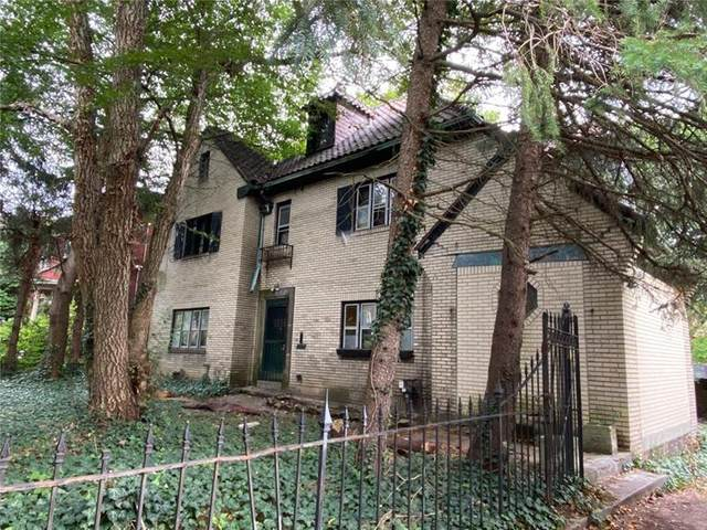 5436 Hobart St, Squirrel Hill, PA 15217 (MLS #1469276) :: RE/MAX Real Estate Solutions
