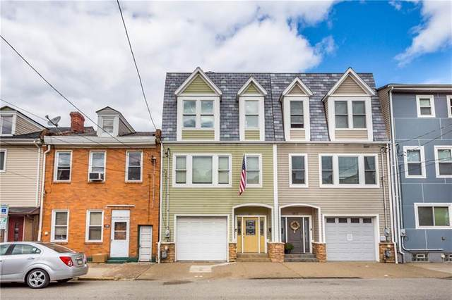 1811 Jane St, South Side, PA 15203 (MLS #1469353) :: RE/MAX Real Estate Solutions