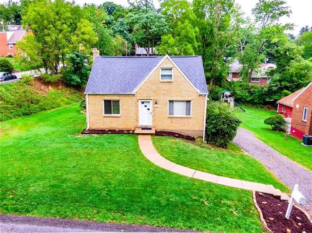 126 Bridle Rd, Shaler, PA 15116 (MLS #1469403) :: Broadview Realty