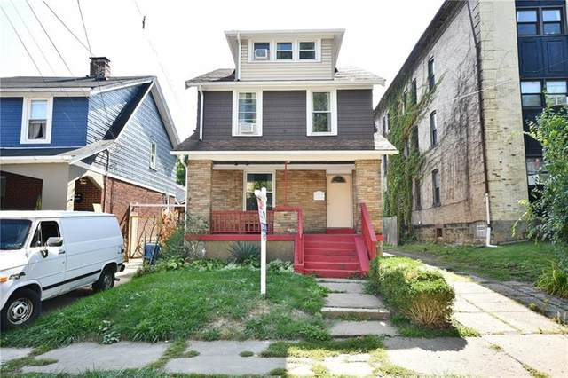 326 South Ave, Wilkinsburg, PA 15221 (MLS #1469441) :: Dave Tumpa Team