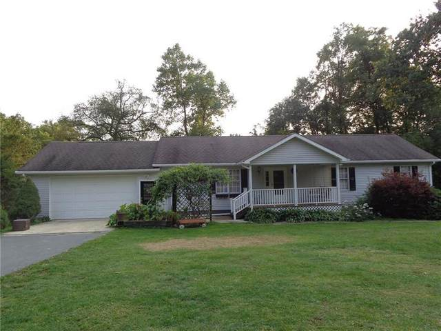 1047 Springfield Road, Findley Twp, PA 16127 (MLS #1469477) :: Dave Tumpa Team