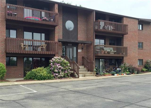 1202 Dutilh Rd #22, Cranberry Twp, PA 16066 (MLS #1469481) :: Broadview Realty