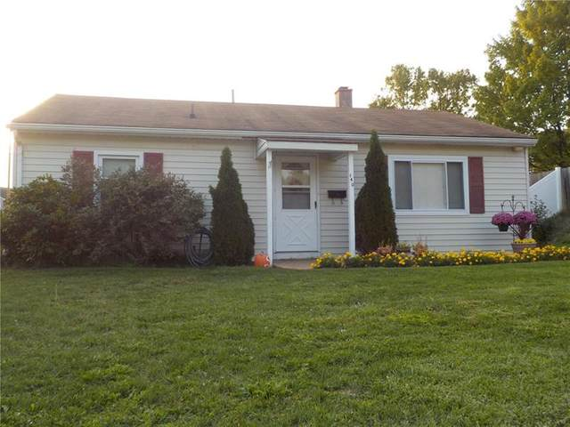 140 Chestnut Street, Brighton Twp, PA 15009 (MLS #1469596) :: RE/MAX Real Estate Solutions
