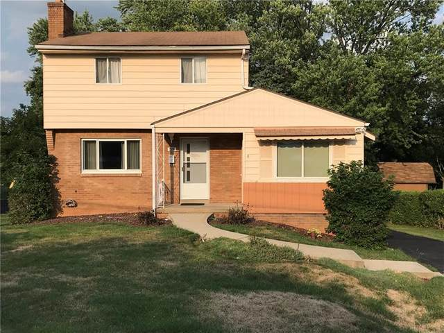 453 Sequoia Dr, Pleasant Hills, PA 15236 (MLS #1469647) :: Broadview Realty