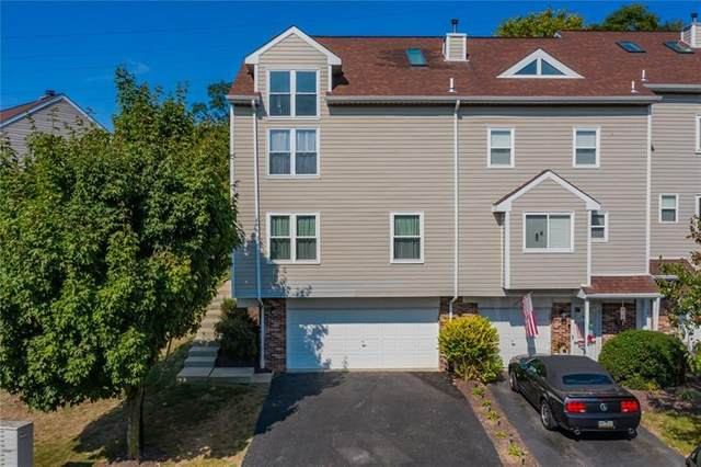 124 Old Village Ln, Bethel Park, PA 15102 (MLS #1469657) :: Broadview Realty