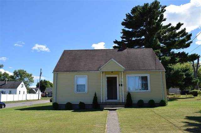 1020 Park St., Sharon, PA 16146 (MLS #1469726) :: Broadview Realty