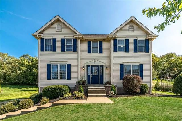107 Autumn Hill Dr, Cranberry Twp, PA 16066 (MLS #1469782) :: The SAYHAY Team