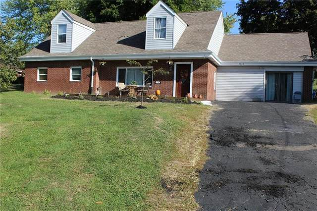 2022 Montour Street Ext, Moon/Crescent Twp, PA 15108 (MLS #1469797) :: The SAYHAY Team