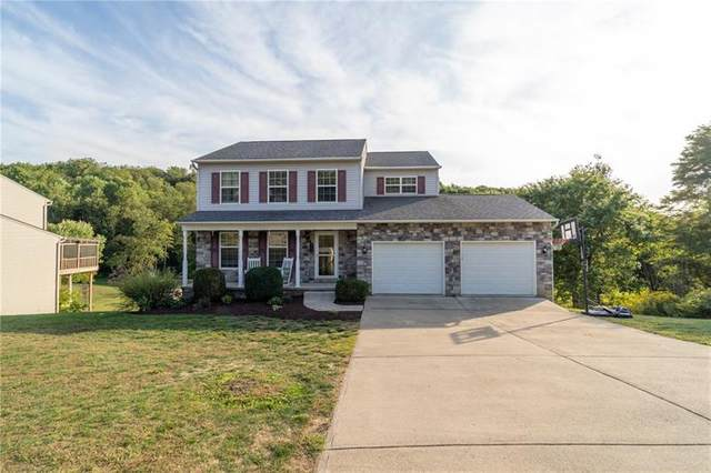 413 Lemmon Rd, Unity  Twp, PA 15650 (MLS #1469853) :: Dave Tumpa Team