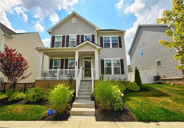 190 Bucktail Dr, Cranberry Twp, PA 16066 (MLS #1469956) :: The SAYHAY Team