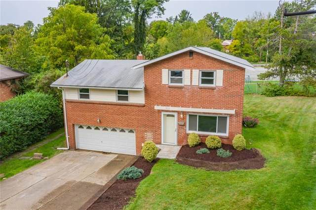 512 Holly Drive, Monroeville, PA 15146 (MLS #1470071) :: Dave Tumpa Team