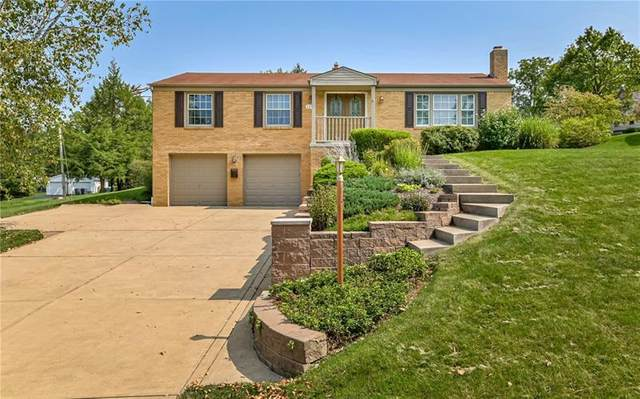 1245 Old Meadow Rd, Upper St. Clair, PA 15241 (MLS #1470198) :: The SAYHAY Team