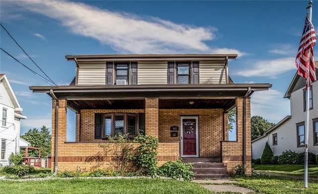 341 E Spring St, Zelienople Boro, PA 16063 (MLS #1470254) :: Broadview Realty