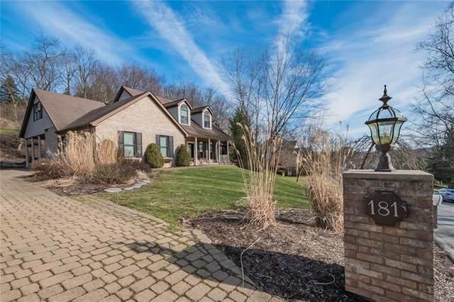 181 Urick Lane, Monroeville, PA 15146 (MLS #1470277) :: Broadview Realty