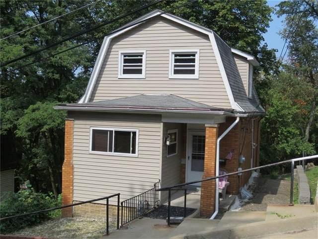 2136 Boustead Street, Beechview, PA 15216 (MLS #1470288) :: Broadview Realty
