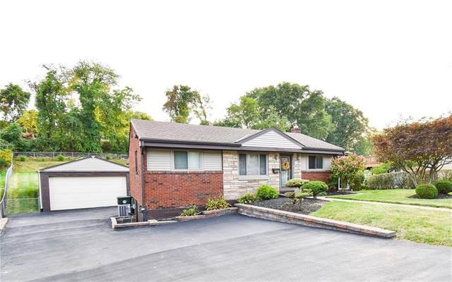 378 Streets Run Rd., Whitehall, PA 15236 (MLS #1470340) :: Dave Tumpa Team