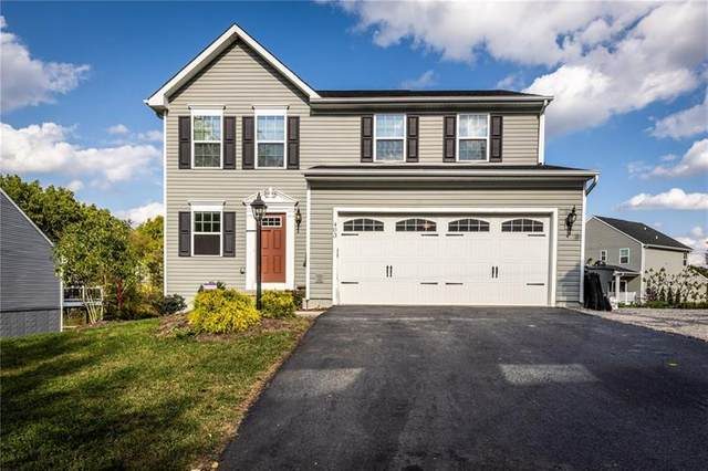 403 Browns Hill Rd, Middlesex Twp, PA 16059 (MLS #1470396) :: Dave Tumpa Team
