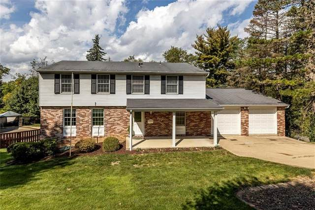 217 Sunridge Drive, Mt. Lebanon, PA 15234 (MLS #1470435) :: Dave Tumpa Team