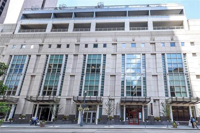 301 5th Avenue #507, Downtown Pgh, PA 15222 (MLS #1470580) :: RE/MAX Real Estate Solutions