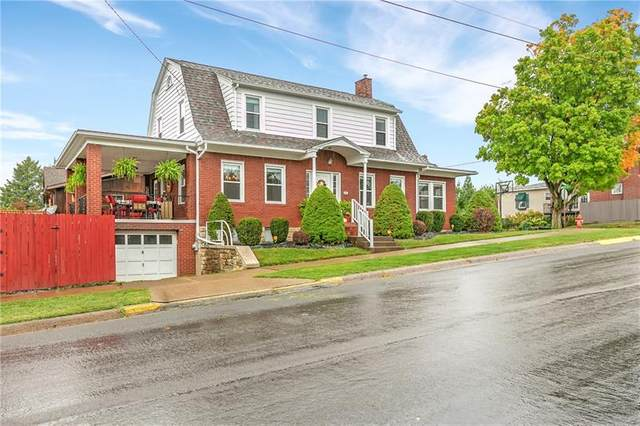 601 Foster Street, City Of Greensburg, PA 15601 (MLS #1470768) :: RE/MAX Real Estate Solutions