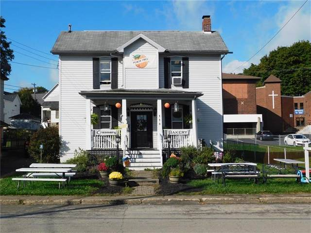 118 Grand Ave, Mars Boro, PA 16046 (MLS #1471268) :: Broadview Realty