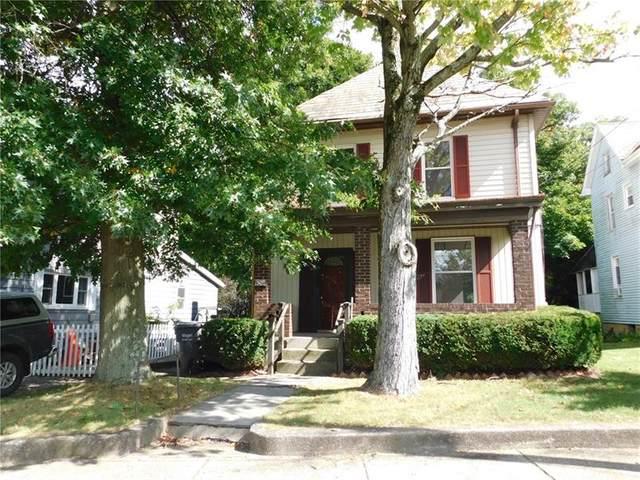 509 Cherry St, Mars Boro, PA 16046 (MLS #1471273) :: Broadview Realty