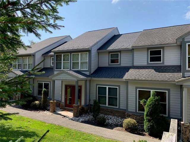 1321 Westridge Drive, Hidden Valley, PA 15502 (MLS #1471316) :: Dave Tumpa Team