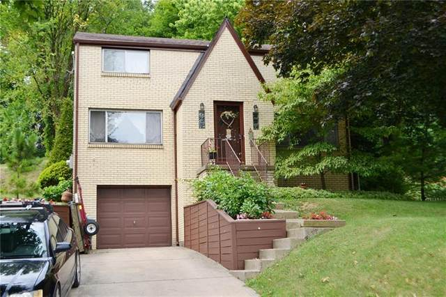 132 Hollywood Dr, Jefferson Hills, PA 15025 (MLS #1471470) :: RE/MAX Real Estate Solutions