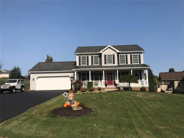 255 Huckleberry Rd, White Twp - Ind, PA 15701 (MLS #1471618) :: Dave Tumpa Team