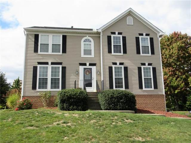 3000 Linden Ct, Moon/Crescent Twp, PA 15108 (MLS #1471643) :: RE/MAX Real Estate Solutions