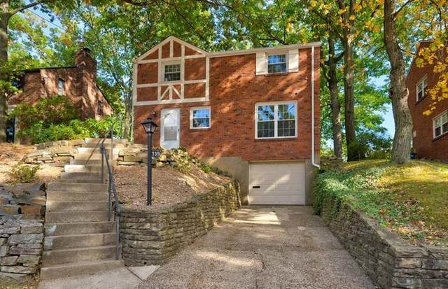 739 Crystal Drive, Mt. Lebanon, PA 15228 (MLS #1472084) :: RE/MAX Real Estate Solutions