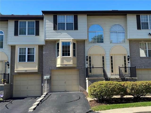 470 Shadywood Drive, Penn Hills, PA 15235 (MLS #1472217) :: Dave Tumpa Team