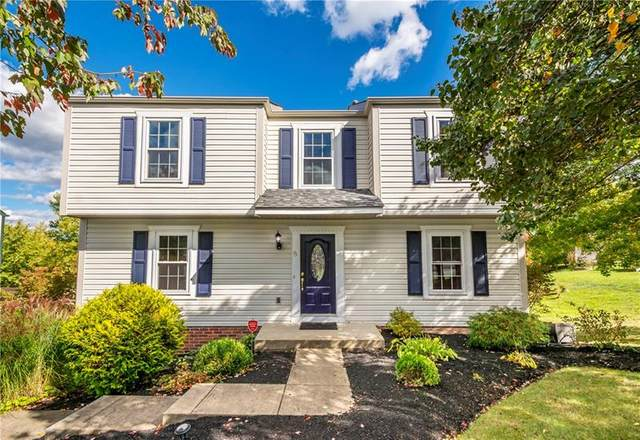 75 Forest Glen Drive, North Fayette, PA 15126 (MLS #1472487) :: RE/MAX Real Estate Solutions